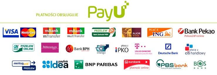 Obniżona Prowizja PayU